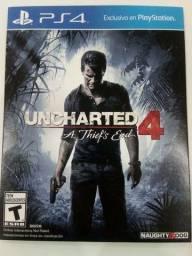 Jogo Uncharted 4 PS4