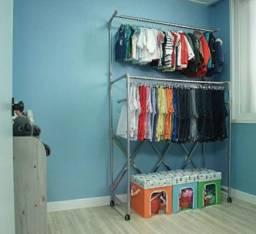 Título do anúncio: Arara de roupas (Personal Closet Poloshop)