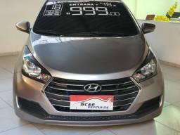 Hyundai HB-20S 2018 com GNV