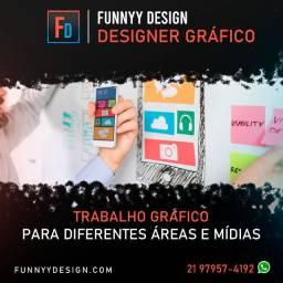 Designer Gráfico Rio de Janeiro