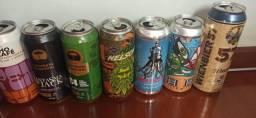Super Coleção de Latas de Cerveja - Uma mais legal que a outra