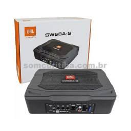JBL nova SW68A-S Caixa Amplificada Sub 6x8 80W RMS