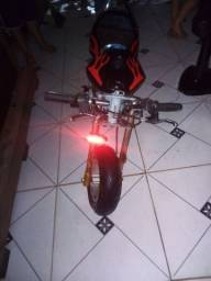 Vendo mini moto 49 cilindradas ninja