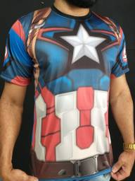 Título do anúncio: Camisas 3d super heróis