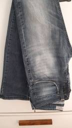 Calças masculinas n° 36 colcci e Zara