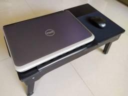 Mesa para Notebook com Luminária Led e Hub Usb