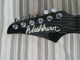 Guitarra Canhoto(a) washburn mercury