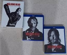 DVD'S/Blu-ray WALKING DEAD