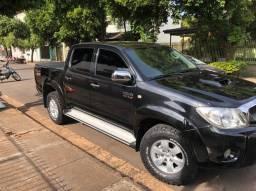 Hilux SRV 4x4 Diesel Automática 2010
