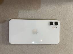 iPhone 11, 256GB, Branco