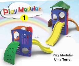 Brinquedo - Playground Modular I - uma torre