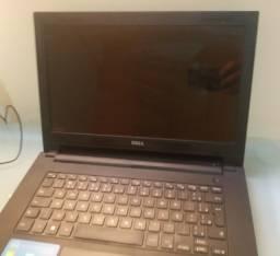 Notebook Dell Inspiron (Leia a descrição)