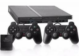 Título do anúncio: Vídeo game  PlayStation 2