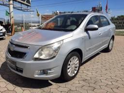 Título do anúncio: GM Chevrolet Cobalt LTZ 1.4 Completo Flex Revisado, Temos Prisma, Siena, Toyota Etios