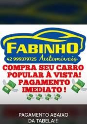 Compro seu carro usado, pagamento a vista!