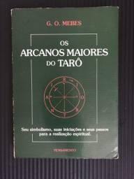 Livro os arcanos maiores do tarô