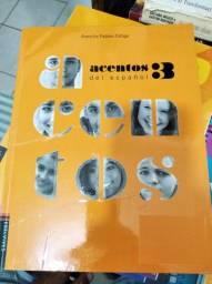 Livro Acentos del español - Volume 3