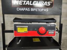 Título do anúncio: CBE - 450L Chapa bifeteira 220V