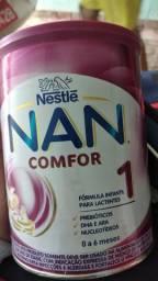 Lata de leite Nan 1 comfor