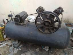 Compressor de ar comprimido ALTA PRESSÃO