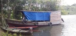 Embarcação: Novinho casco: