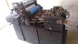 Impressora offset F4