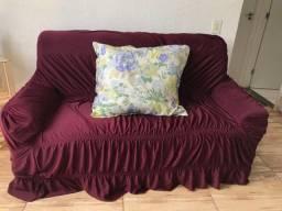 Duas capas para sofá 3 e 2 lugares
