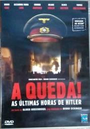 DVD - A Queda As Últimas Horas de Hitler - Original