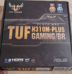 Título do anúncio: Asus TUF H310M-Plus Gaming/BR