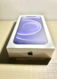 Título do anúncio: iPhone 12 64gb, mini - branco - lacrado - Anatel