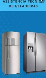 Assistência técnica de geladeira e freezer.