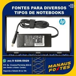 Fonte Notebook HP Ponta Grossa