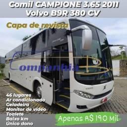 Título do anúncio: Ônibus Rodoviário Comil Campione 3.65 2011