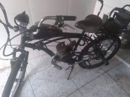 Bicicleta Motorizada completa 80CC