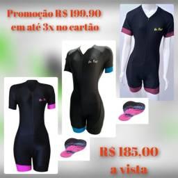 Macaquinho Ciclismo Be Fast - Promoção