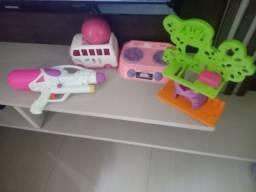 Lotinho brinquedo menina