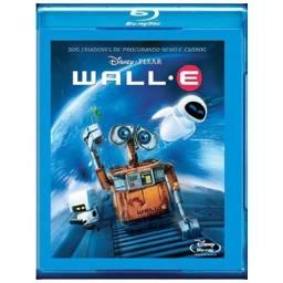 Filme Original - WALL-E - BLU-RAY