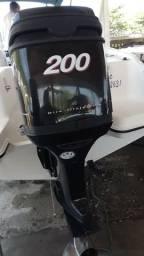 Motor Mercury 200 Hp