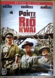 DVD - A Ponte do Rio Kwai- Original