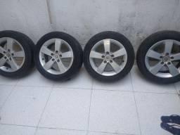 Vendo roda do Civic ( 800$$) sou de Guarulhos jardim Presidente Dutra