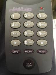 Telefone Headset Plantronics Practica T100