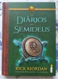 Título do anúncio: Diários de Semideus