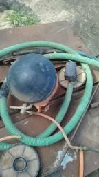 Lavador pulverizador jacto mais mangote