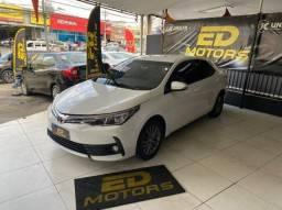 Título do anúncio: Corolla GLI Upper 1.8 2019 Ent: R$8.000 + R$2.599 Fixas.
