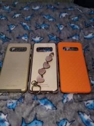 Título do anúncio: Capas Samsung S10 mini