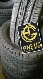 Título do anúncio: Pneu pneus garantia de 1 ano tem na AG Pneus