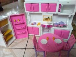 Brinquedo Cozinha Infantil Fogãozinho Cristal Lua De Cristal