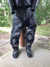 Conjunto Alpinestar, jaqueta, calça e bota