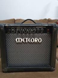 Título do anúncio: Amplificador / Cubo Meteoro 15w - Guitarra