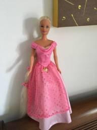 Barbie Rapunzel antiga